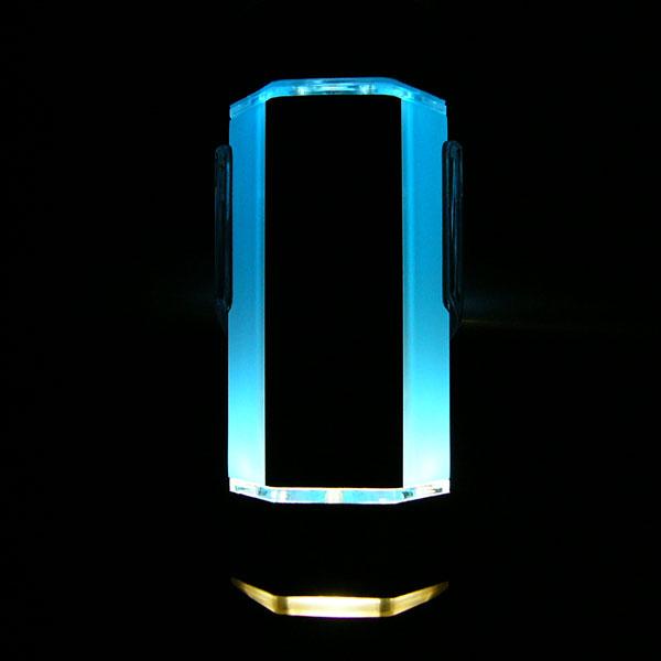 画像2: [BIG OFF] JUPITER ジュピター 0.5W サイドネオン ハンドルライト エメラルドグリーン