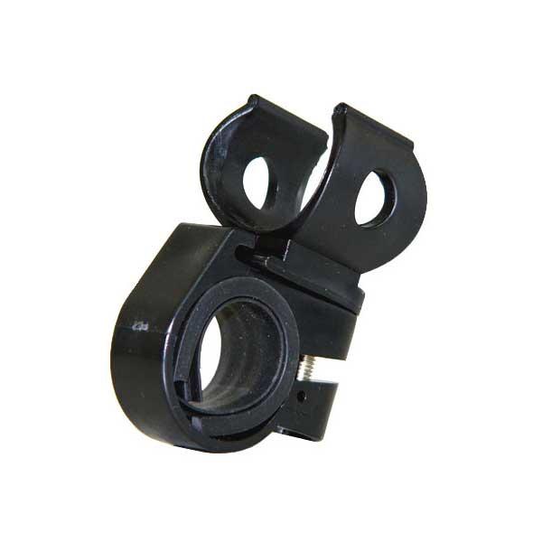 画像1: [BIG OFF]簡単取付ライトホルダー Lサイズ 27〜32mm