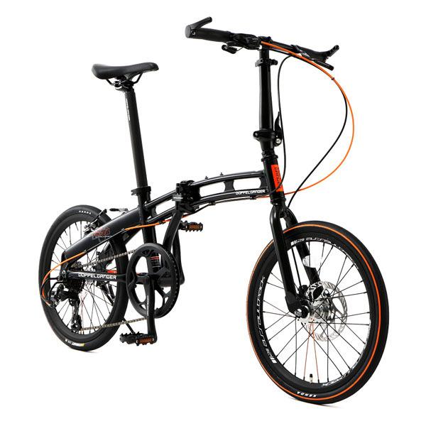 画像1: DOPPELGANGER ドッペルギャンガー 211-R-DP/GY Assaultpack 211-R-DP/GY アサルトパック 折りたたみ自転車