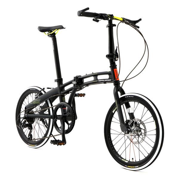 画像2: DOPPELGANGER ドッペルギャンガー 211-R-DP/GY Assaultpack 211-R-DP/GY アサルトパック 折りたたみ自転車