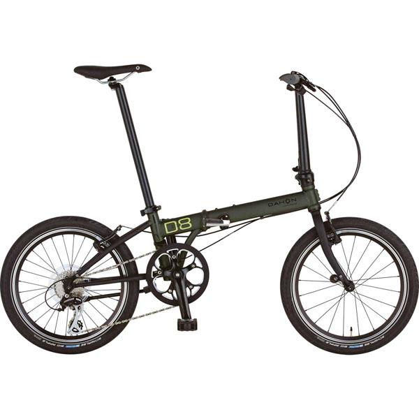画像2: DAHON ダホン Speed D8 Street スピード D8 折り畳み自転車